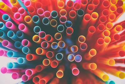 How plastic straws took over the world