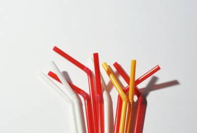 The UK Government launched a ban on plastic straws