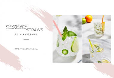 CEREAL STRAWS-BIODEGRADABLE STRAWS